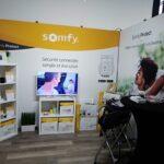 Kit Premium Toile tendue sur cadre Somfy