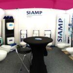 Habillage de stand toile Velcro Siamp