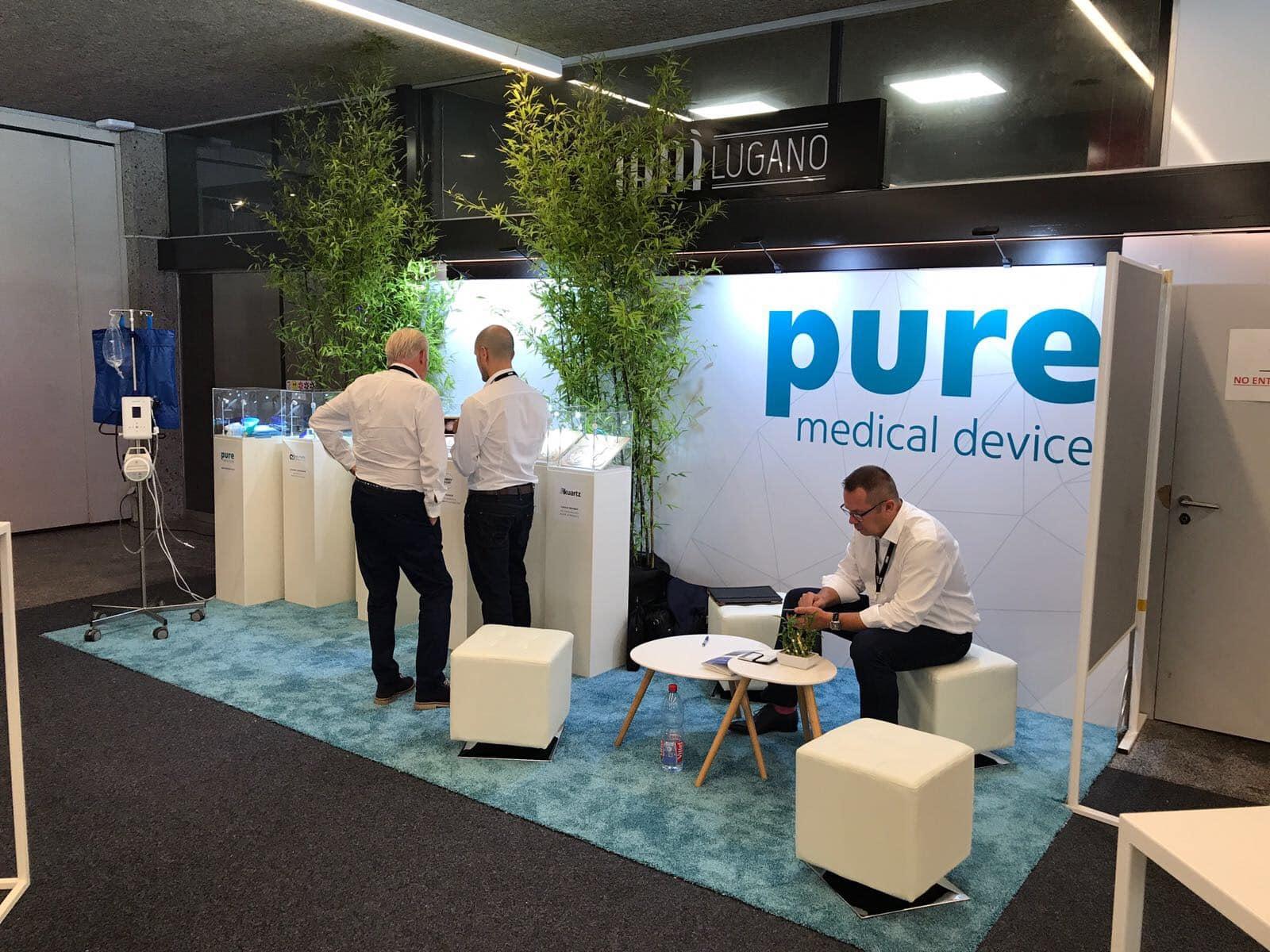 Kit Premium Toile tendue sur cadre Pure Medical Service
