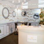 Habillage de stand - Kit Premium - Toile tendu sur cadre - réalisations Wedding's Riviera