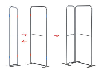 Stand modulaire Modulate Magiclink